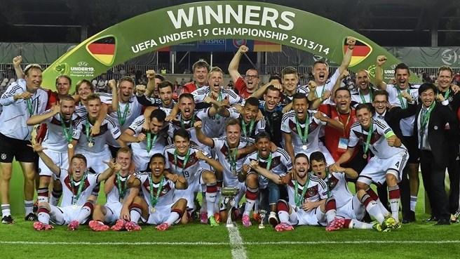 ทีมชาติเยอรมัน แชมป์บอลโลก 2014
